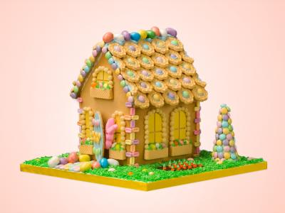 Welcome Christina Banner S How To Build A Gingerbread House